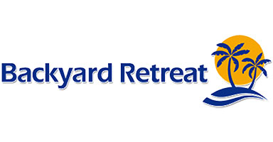 Backyard Retreat logo